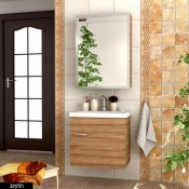 Gold Trend Banyo Dolabı (10)