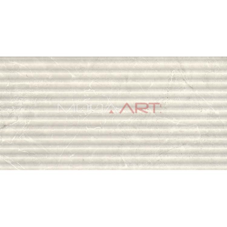 Seramik 30X60cm Imperial Dekor Fon Beyaz koli 1,44m2