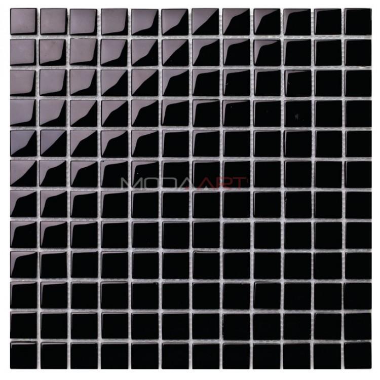 23x23x4mm CF-010 Black