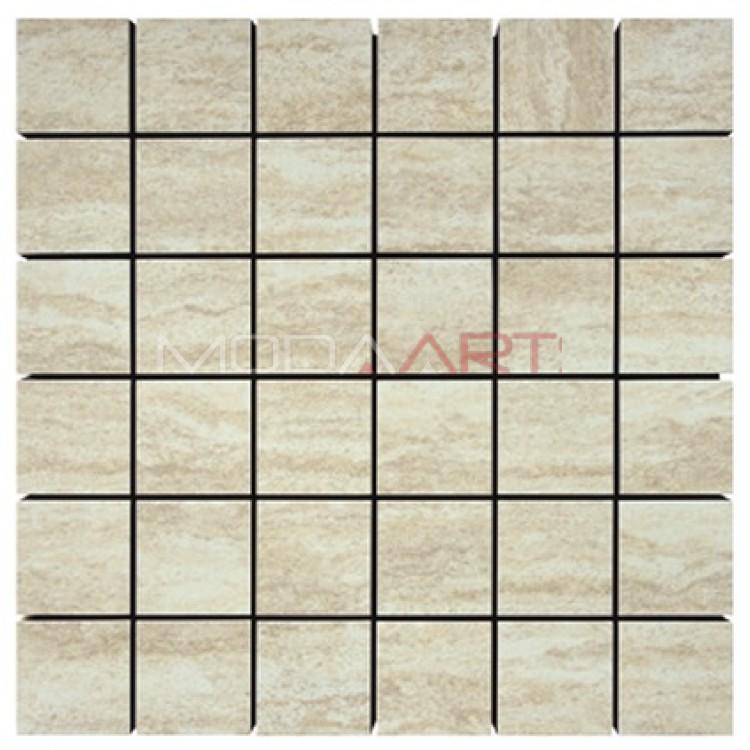 Seramik Mozaik Wooden ES-WO-110 48x48mm