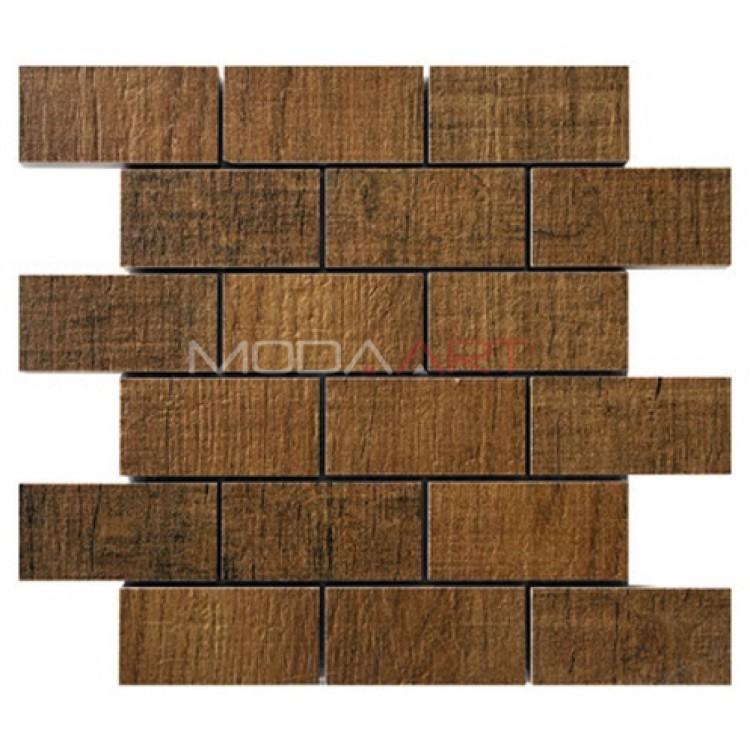Seramik Mozaik Wooden ES-WO-205 48x98mm