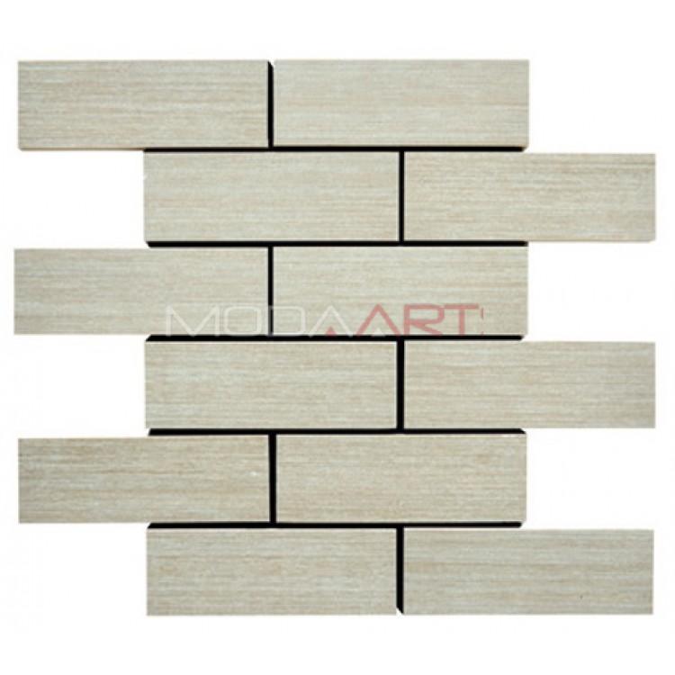 Seramik Mozaik Wooden ES-WO-303 48x98mm