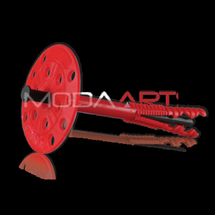 Mantotherm Dübel plastik çivili 60x10x100 500Ad