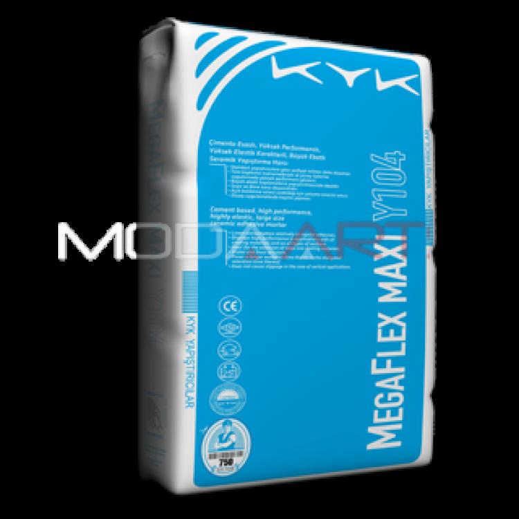 Mega Flex Maxi Gri 25Kg