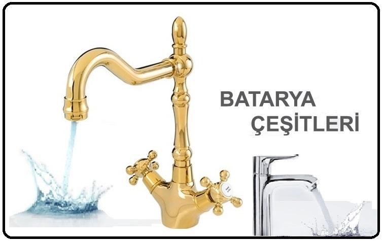 batarya ve duş sistemleri