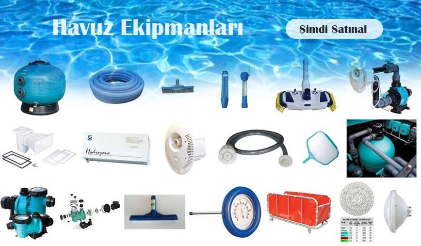havuz ekipmanları